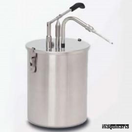 Rellenadora de churros de crema MARC3L