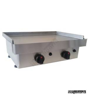 Plancha a gas de acero laminado AX60PLG