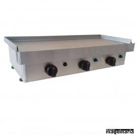 Plancha a gas de acero laminado AX100PLG