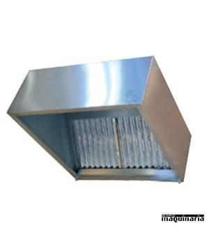 Campana extractora para hornos de 1 metro