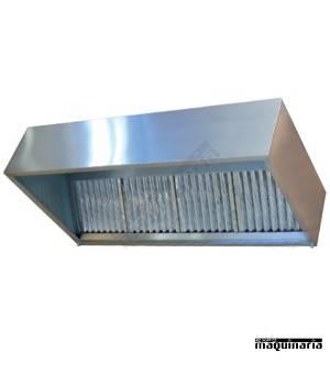 Campana para hornos de condensación 2 m