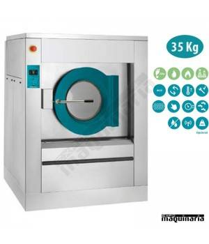 Lavadora industrial flotante PRLS36T