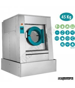Lavadora industrial alta velocidad PRLS45T