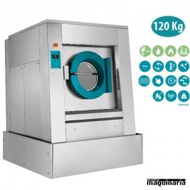 Lavadora industrial gran capacidad PRLS125T
