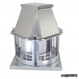 Extractor de tejado 400º/2H horizontal AVTSK