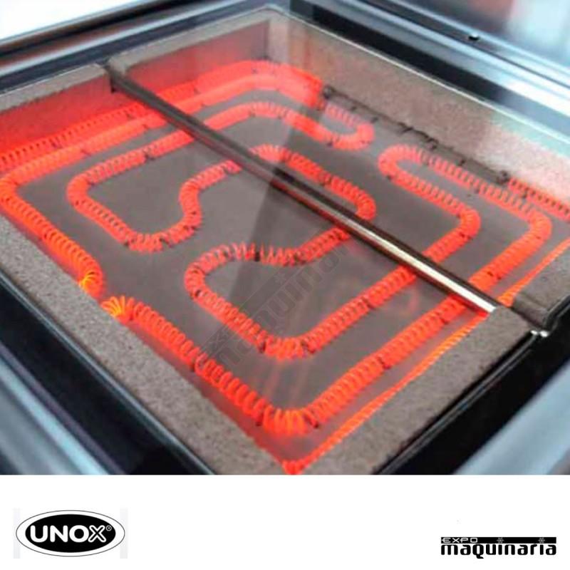 Plancha grill vitroceramica trasparente xp010pt - Planchas electricas cocina ...