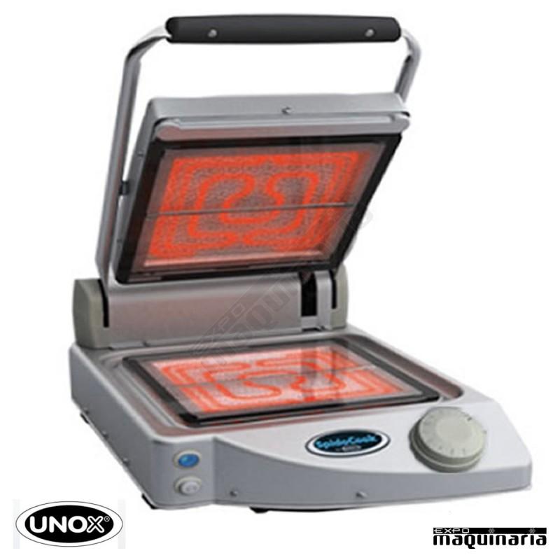 Plancha grill vitroceramica trasparente xp010pt for Plancha electrica cocina