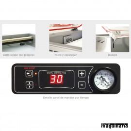 Envasadora por Tiempo barra 45 cm RMV220T detalles