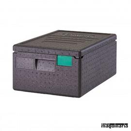 Contenedor isotermico carga superior DBEPP160