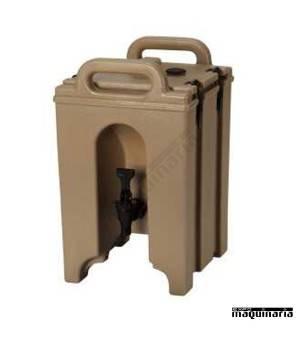 Contenedor isotérmico de bebidas DB100LCD beige