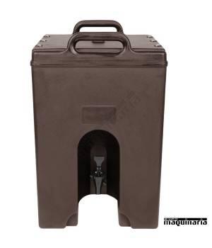 Contenedor isotérmico de bebidas DM1000LCD marron