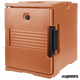 Contenedor Isotérmico apertura frontal DBUPC400 color 157