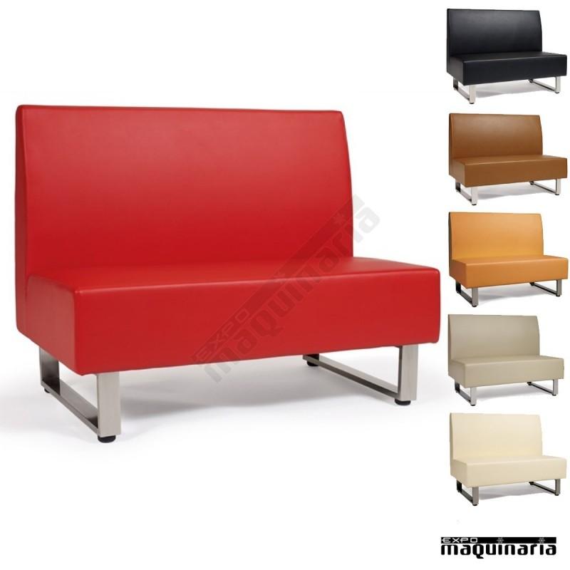 Sof modular tapizado pu colores im6120 pol mero con burbujas de aire - Sofa de colores ...