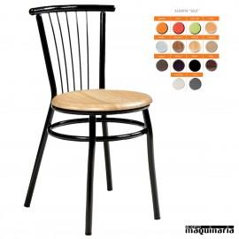 Silla bar asiento SOLO IM145S colores