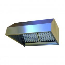 Campanas extractoras sin salida de humos 100 cm