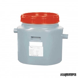 Separador grasas de polietileno FR455002