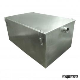 Separador grasas acero inoxidable FR455004