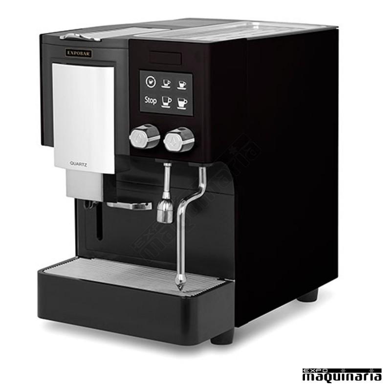 M quina de caf para oficina quartz 1 grupo c psula for Maquinas expendedoras de cafe para oficinas