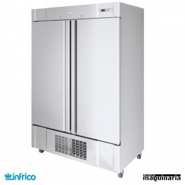 Armario congelador inox 2 puertas GN2/1