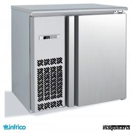 Mesa frente mostrador refrigerado 92 cm