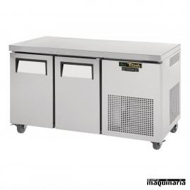 Armario congelador 2 puertas GN1/1