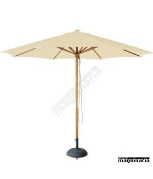 Parasol redondo 3 metros M2