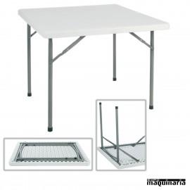 Mesas de apoyo de catering RE Yago (88 x 88 cm)