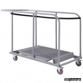 Carro de mesas de catering REC1