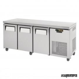 Armario congelador 3 puertas GN1/1