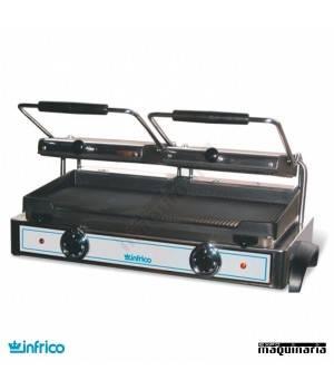Plancha Grill Infrico INGR82 de acero inoxidable