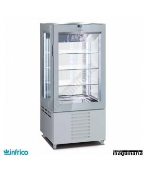Armario expositor heladería INLO6314S (65 x 65 x 150 cm)