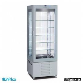 Armario expositor heladería INLO6314L (65 x 65 x 190 cm)