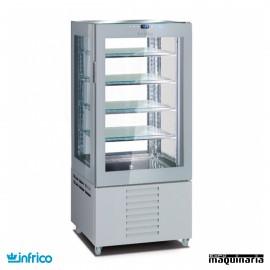 Armario expositor heladería INLO6114S (65 x 65 cm)