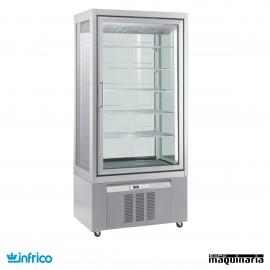 Armario expositor heladería INLO9314VNP (90 x 65 cm)