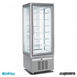 Armario expositor heladería INLO3700VNP (70 x 65 cm)