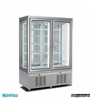 Armario expositor de heladería INLO7703 (132 x 65 cm)