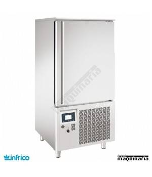 Abatidor de temperatura INABT101L 10 GN 1/1