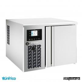 Abatidor de temperatura INABT31S 3 bandejas GN 1/1