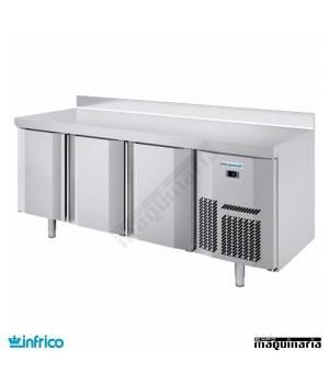 Mesa refrigerada (199 x 60 cm) BSPP2000II ECO