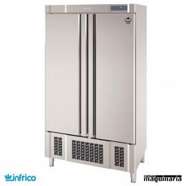 Nevera Vertical refrigerada acero inoxidable pastelería INAP902PASTT