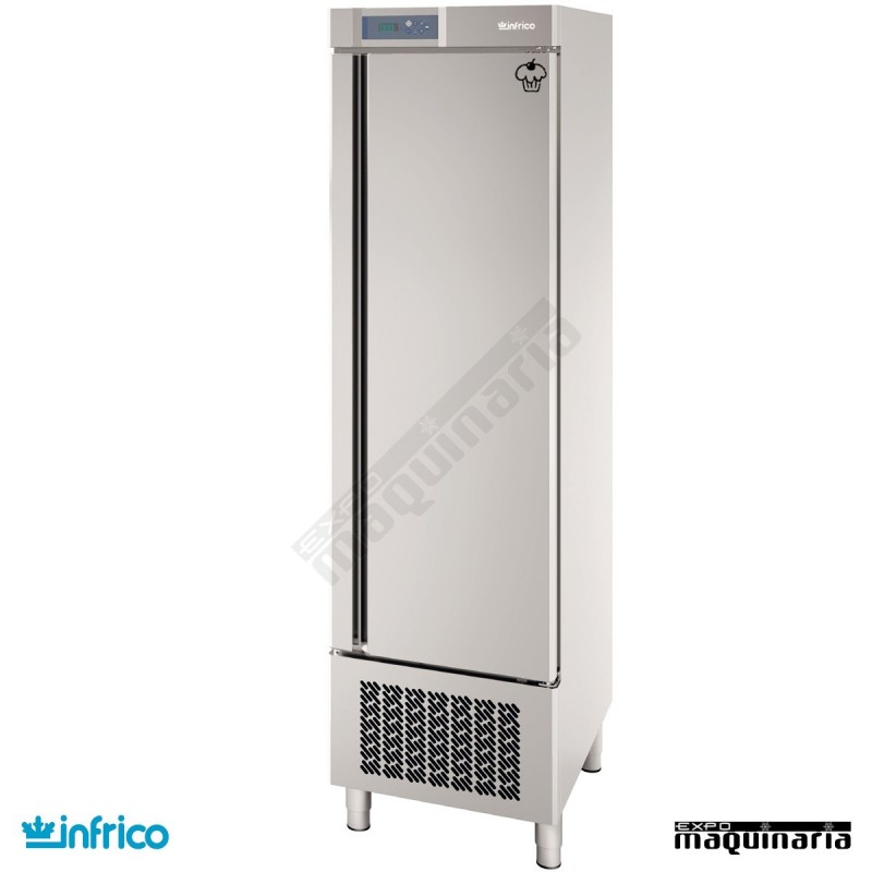 nevera vertical refrigerada acero inoxidable pasteler a