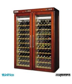 Conservador de vinos 200 botellas INABD20MX DELUXE