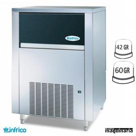 Maquina de Hielo FHC130AW cubitos 42/60gr