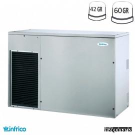 Fabricador de Hielo FHCM300AW cubito 42/60gr