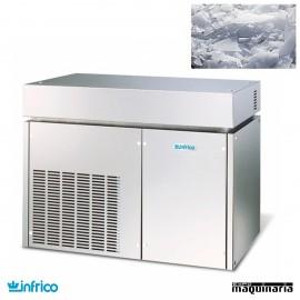 Fabricador de Hielo en ESCAMAS INFRICO FHESM600A/W