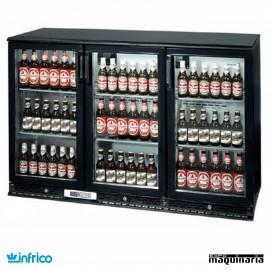 Nevera Expositora de botellas ERV 35