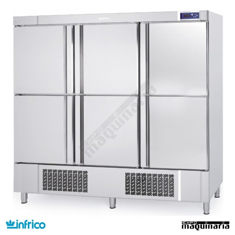 Nevera vertical refrigerador 208 1 x 70 cm an1606t f - Nevera congelador dos puertas ...