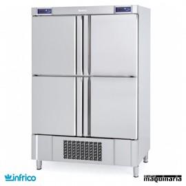 Nevera Vertical Refrigerador Pescado-Normal INANDP1004TF/G