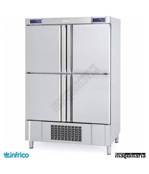 Nevera Vertical Refrigerador Pescado-Normal INANDP1004TF/G