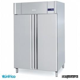 Nevera Vertical Refrigerador GN 60x40 Pescado INAGB1402PESC
